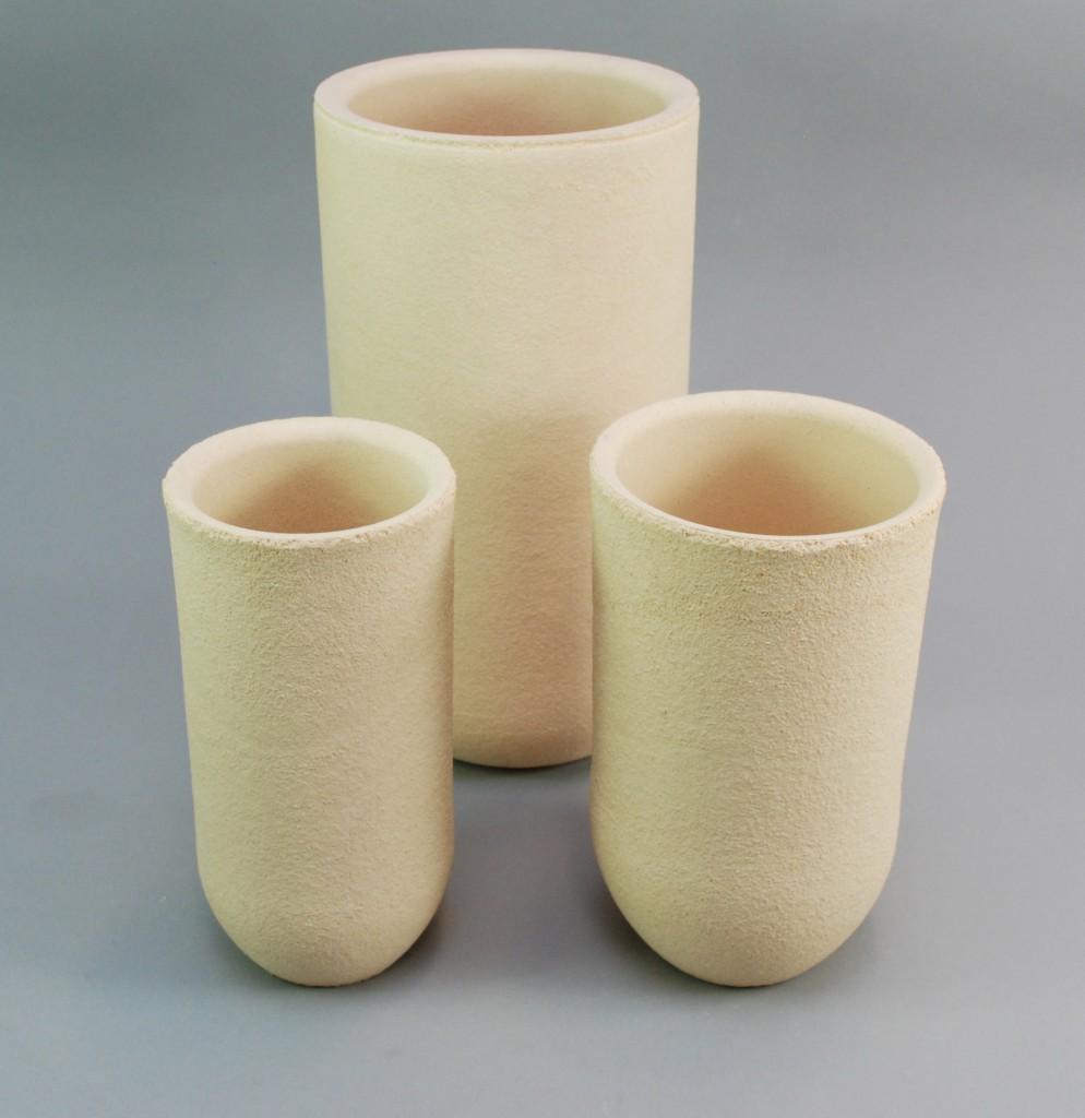 Zirconia Crucibles